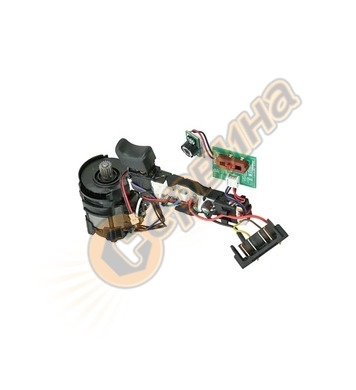 Електродвигател за гайковерт к-т с прекъсвач 18V DeWalt N439