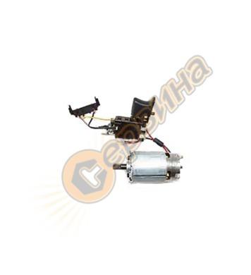 Електродвигател за гайковерт к-т с прекъсвач DeWalt N382724