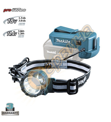 Акумулаторна лампа Makita STEXBML800 - 14.4V - 18V