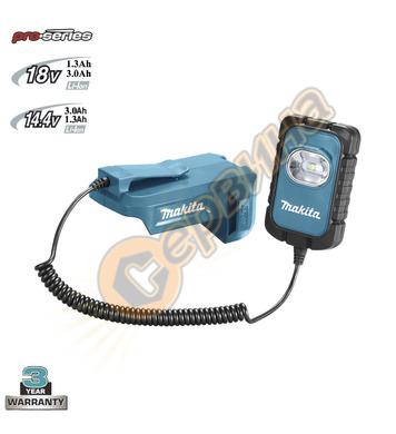 Акумулаторна лампа Makita DEABML803 - 14.4V - 18V