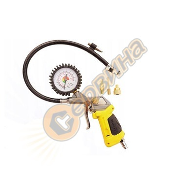 Пистолет за помпене на гуми с манометър Stanley 150532XSTN61
