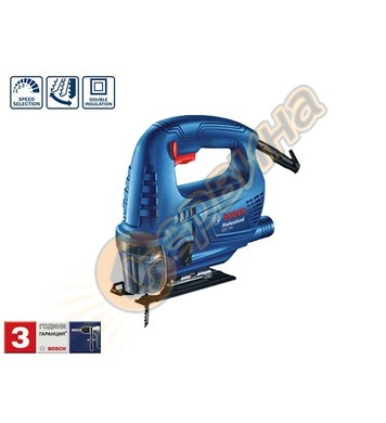 Прободен трион Bosch GST 700 Blue force Professional 06012A7