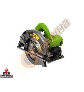 Ръчен циркуляр Procraft KR 1400 - 185мм/1400W