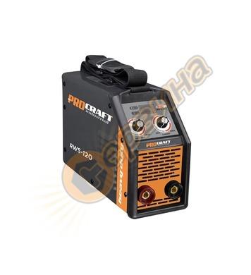 Електрожен инверторен Procraft Industrial RWS-120 - ММА 120A