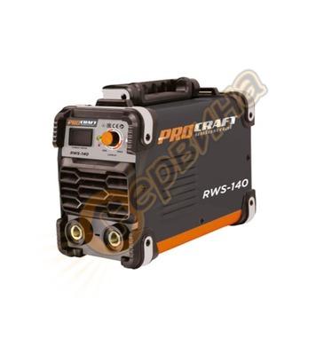 Електрожен инверторен Procraft Industrial RWS-140 - ММА 140A