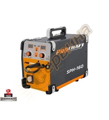 Електрожен инверторен с телоподаващо устройство Procraft Ind
