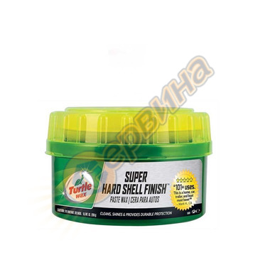 Полирпаста Turtle Wax Super Hand Shell Paste Wax, 397 гр TW