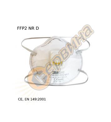 Прахозащитна полумаска FFP2 3M C112