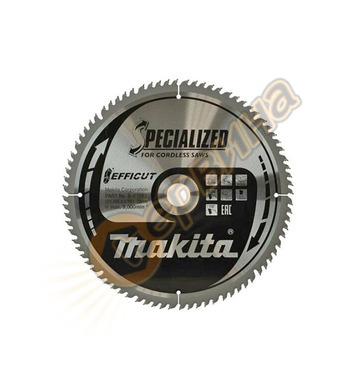 Циркулярен диск за дърво Makita TCT Efficut B-67262 - 305х30