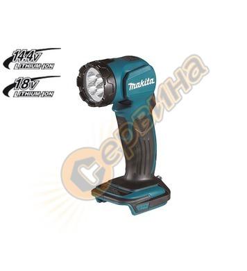 Акумулаторен фенер Makita DEADML815 - 14.4/18V без батерия и