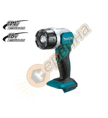 Акумулаторен фенер Makita DEADML808 - 14.4/18V без батерия и