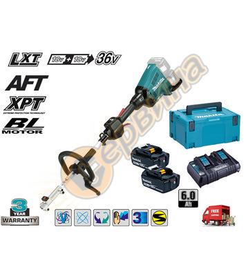 Акумулаторна многофункционална двигателна глава Makita DUX60