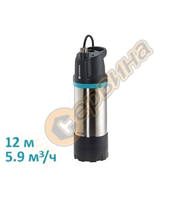Потопяема дълбочинна помпа Gardena 5900/4 Inox 0768-20 - 900