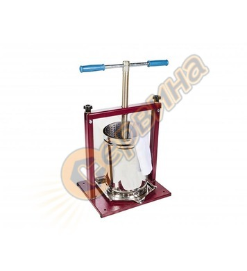 Ръчна преса за грозде Vilen Inox 7524 - 10л