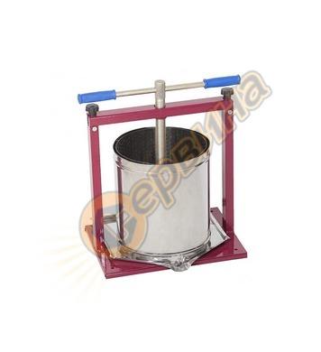 Ръчна преса за грозде Vilen Inox 7525 - 15л