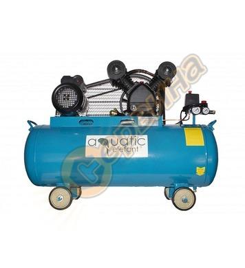 Маслен компресор Aquatic Elefant XY2065A-100 6131 - 100л/8ба