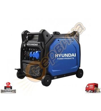 Инверторен бензинов генератор HYUNDAI HY 6500SЕi 08123 - 6.5
