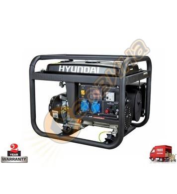 Бензинов генератор HYUNDAI HY 4100 L PRO Series 08120 - 3.3к
