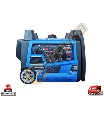Инверторен бензин/газ генератор HYUNDAI HY 3400SEi Dual Fuel