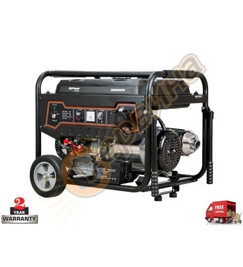 Бензинов генератор ITC Power GG 9000 FE 08049 - 7.5kW