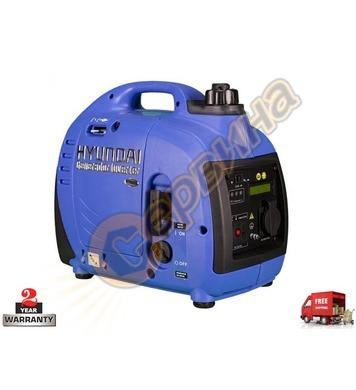 Инверторен бензинов генератор HYUNDAI HY 1000Si Pro 08010 -