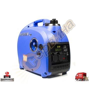 Инверторен бензинов генератор HYUNDAI HY 2000Si Pro 08116 -