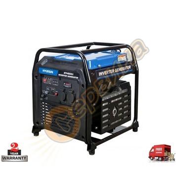 Инверторен бензинов генератор HYUNDAI HY 4000i 08045 - 3.8кW