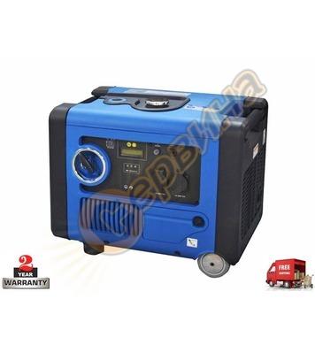 Инверторен бензинов генератор HYUNDAI HY 4500SЕi 08124 - 4.0