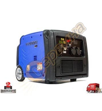 Инверторен бензинов генератор HYUNDAI HY 3200SЕi 08046 - 3.2