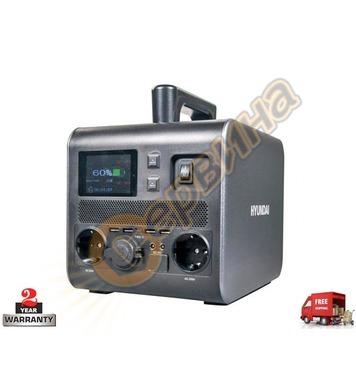 Генератор соларен/презареждащ HYUNDAI HY-HPS600 - 1000W