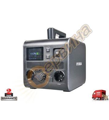 Генератор соларен/презареждащ HYUNDAI HY-HPS1100 - 2000W