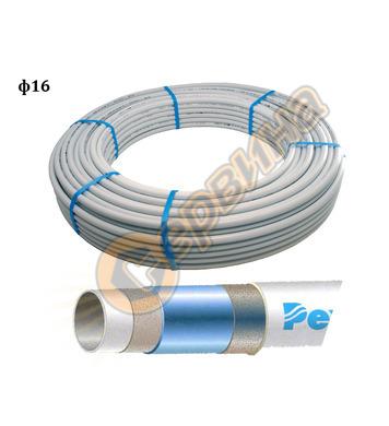 Многослойна тръба Pex-Al-Pex Pestan 12800270 - ф 16х2 мм