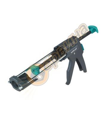 Пистолет за силикон Wolfcraft MG 600 PRO 4356000 - 310мл