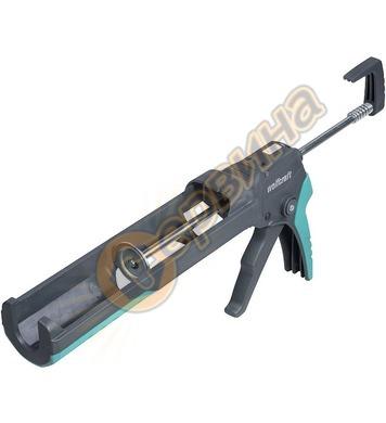 Пистолет за силикон Wolfcraft MG 400 Ergo 4354000 - 310мл