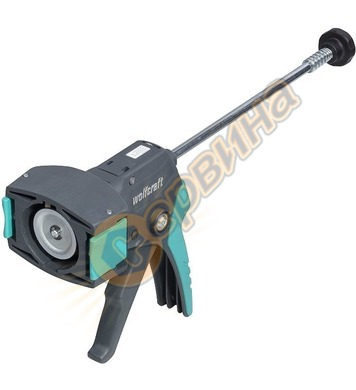 Държач за силикон Wolfcraft MG 310 Compact 4357000 - 310мл