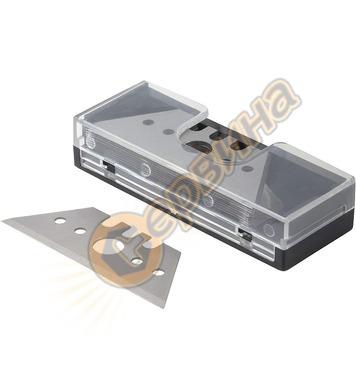 Резервно трапецовидно острие за макетен нож Wolfcraft 431300