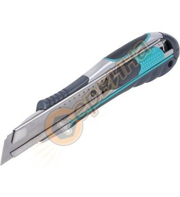 Макетен нож с метален водач Wolfcraft 4284000 - 18мм