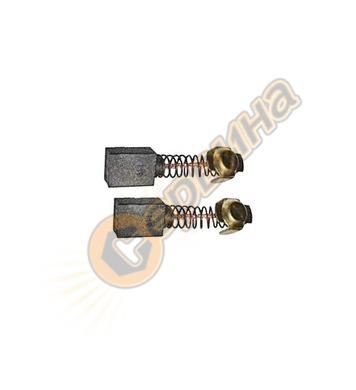 Четка графитна комплект за полирмашина DeWalt N103593 - DWP8