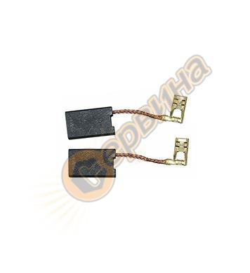 Четка графитна комплект за ъглошлайф DeWalt 585041-00 - D284