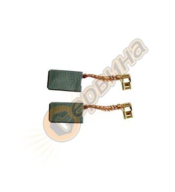Четка графитна комплект за ъглошлайф DeWalt N404514 - D28491