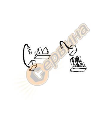Четка графитна комплект за прав шлайф DeWalt 596621-00 - D28