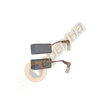 Четка графитна комплект за ъглошлайф DeWalt N257700 - DWE411