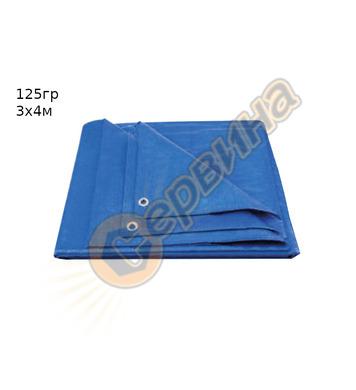 Водоустойчиво покривало - платнище Decorex 3x4м D43522 125гр