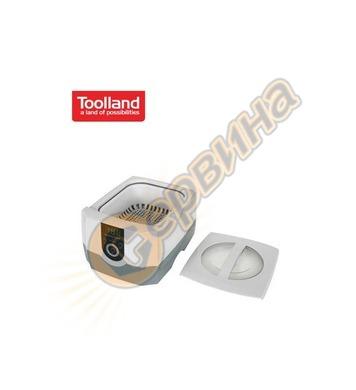 Ултразвукова вана с таймер Toolland VTUSC2, 1.4Л VTUSC2