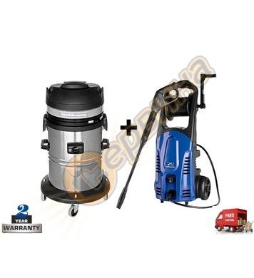 Прахосмукачка за сух и мокър режим Elektro Maschinen MCI 629