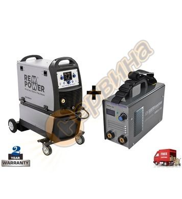 Електрожен инверторен с телоподаващо устройство Elektro Masc