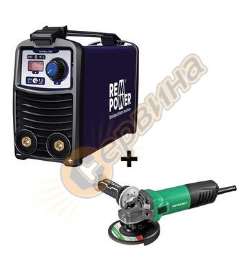 Бензинов генератор с Bluetooth управление Elektro Maschinen