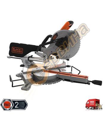 Настолен циркуляр Black&Decker BES700 - 1600W