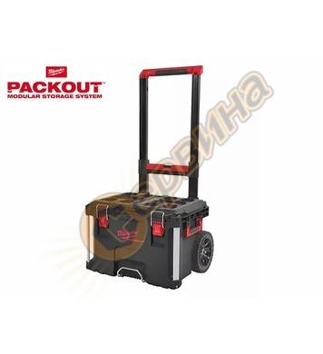 Куфар за инструменти с колела Milwaukee PACKOUT 4932464078
