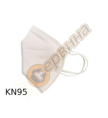 Полумаска пет-пластова KN95 Decorex 43282
